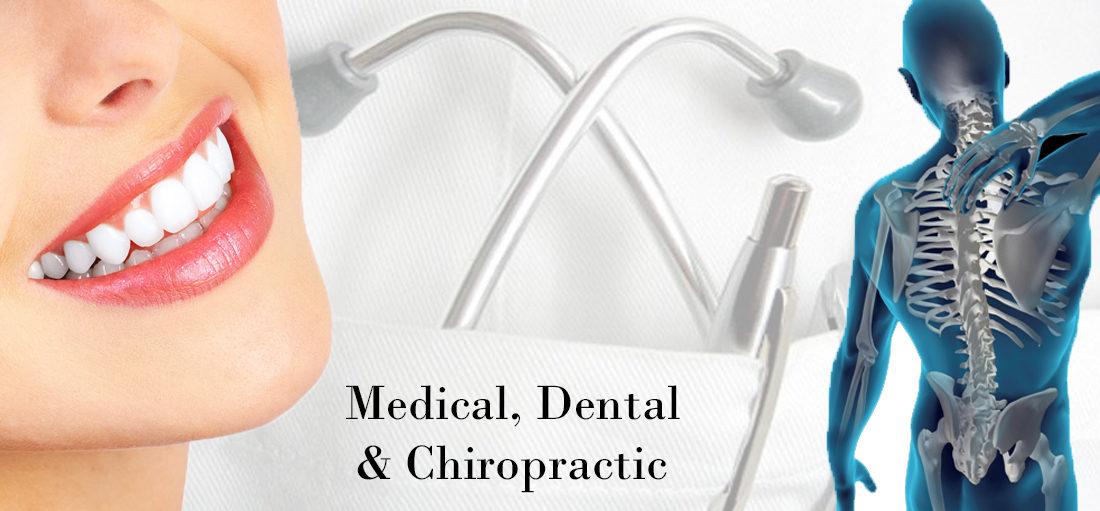 Medical Dental chiropratic Sunshine Medical Marketing